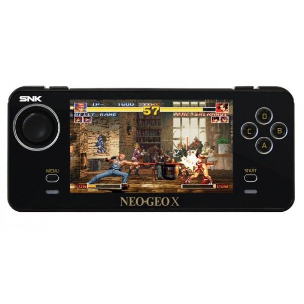 Neo-Geo X by © SNK PLAYMORE  http://www.funstock.co.uk/neo-geo-x