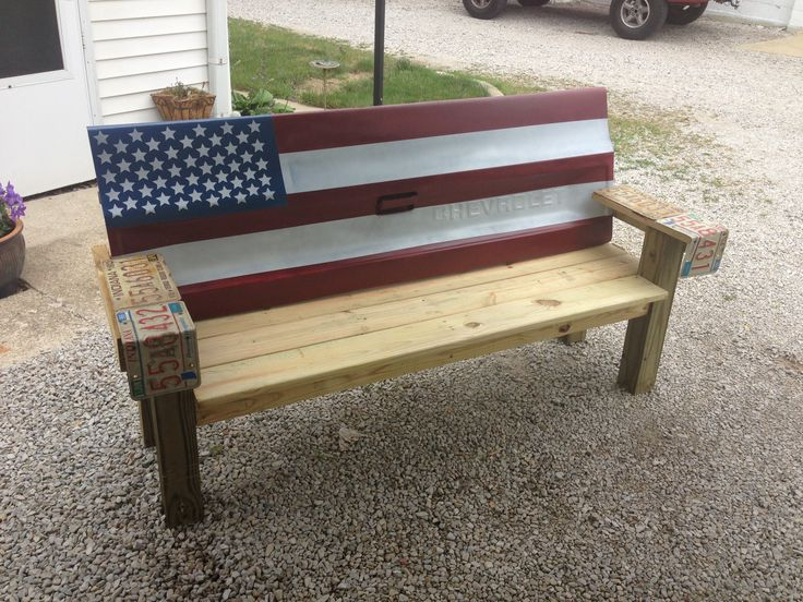 Pinterest Chevy Tailgate Bench Related Keywords