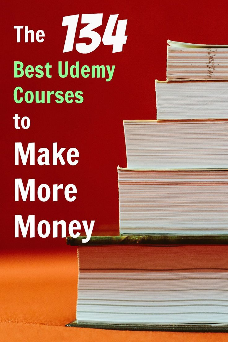An epic collection of top-rated courses for entrepreneurs, freelancers, side hustlers, WFHMs, and everyone in between. The 134 best Udemy courses to make more money, via @sidehustlenation