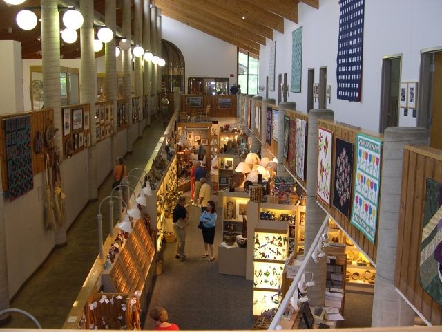 Appalachian Craft Center Blue Ridge Parkway