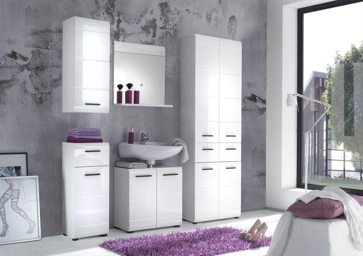 Badezimmer Skin, Ausführung: Korpus In Weiß