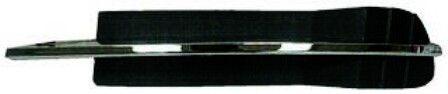 2008-2012 Chevrolet Malibu Lower Outer Grille LH W/O Fog Lamp Malibu LS 08-09; LT 08-12