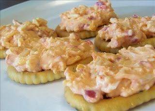Died & Went to Pimento Cheese Heaven (Pimiento)