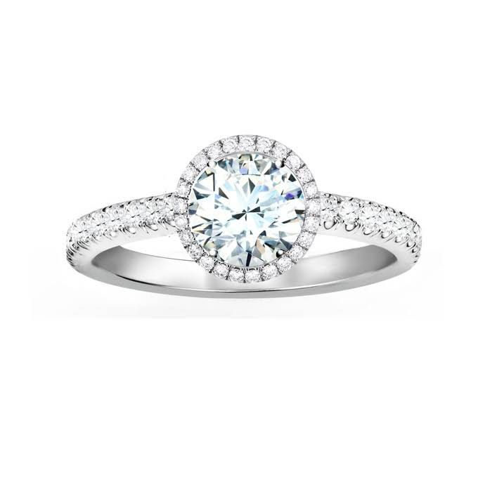 Fabulous Affordable Engagement Rings Under