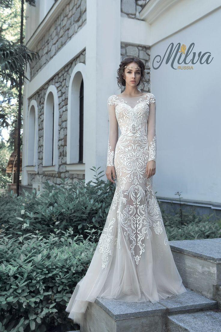Mejores 75 imágenes de Vestidos de novia en Pinterest   Vestidos de ...