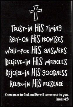 The Lord god is always there:)