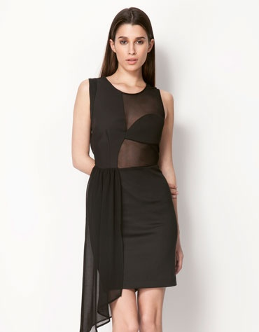 czarna elegancja