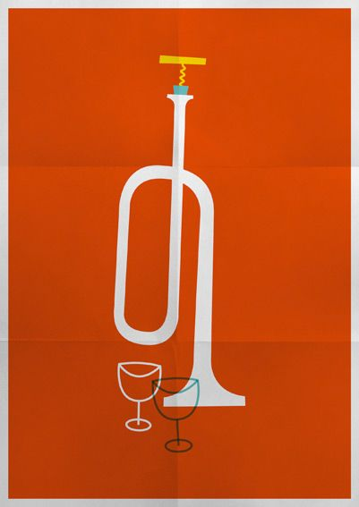 Nancy Jazz Pulsation #40 - Simon Sek / Illustration / Design graphique by Simon Sek
