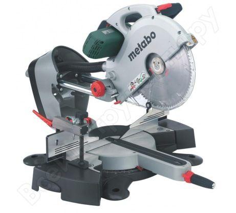 Торцовочная пила Metabo KGS 315 Plus 0103150000 - цена, отзывы, фото, технические характеристики, инструкция