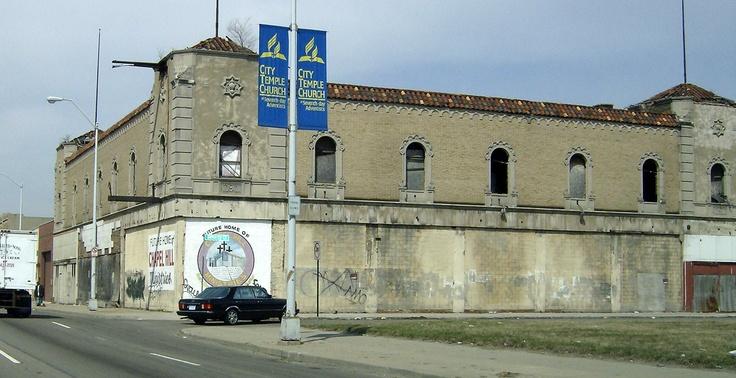 Grande Ballroom Detroit