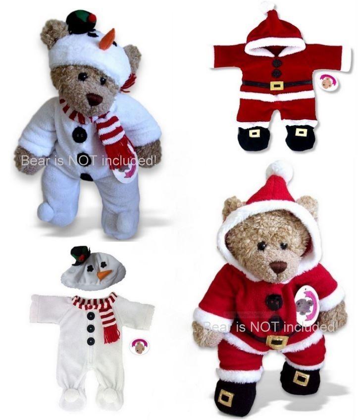 Build A Bear Christmas Onesie