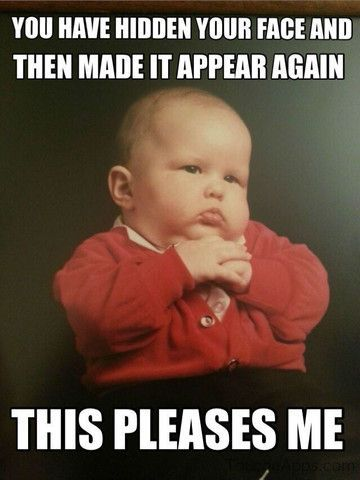91 Funniest Baby Memes On The Planet - #55 & #79 Will Make You LOL - Peanut's Personality Cards