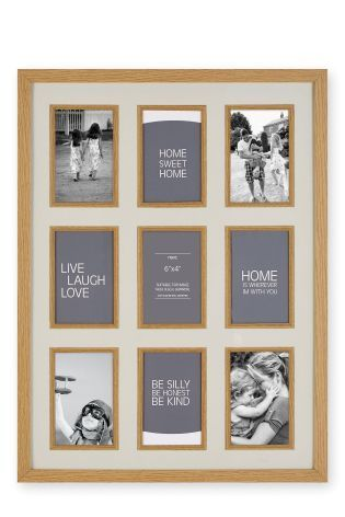 25 best Photo frame ideas images on Pinterest | Good ideas, Homes ...