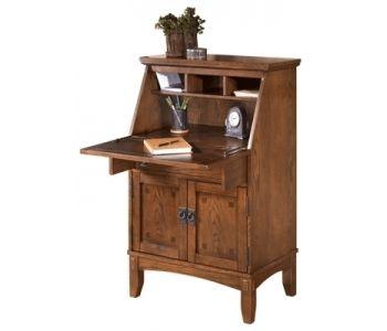 Cross Island Drop Front Secretary Desk At Rileyu0027s Furniture Store