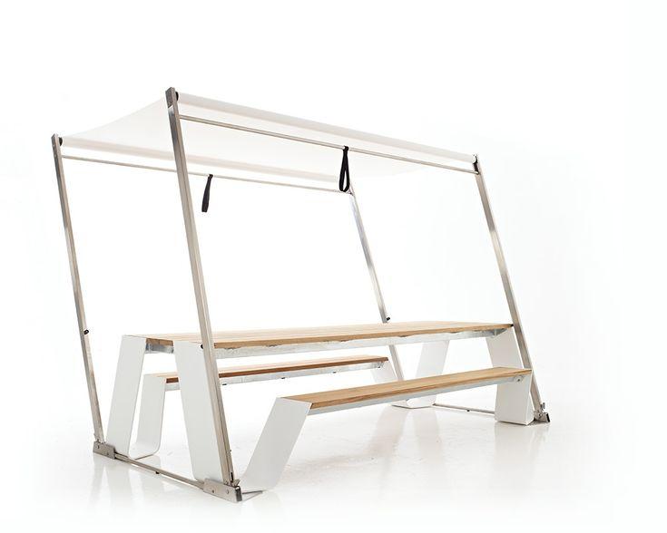 Hopper Shade 300 cm - Extremis