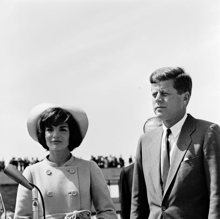 President John F Kennedy and First Lady Jacqueline Kennedy Upon Arrival in Bogotá, Colombia