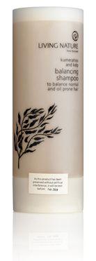 Living Nature Balancing Shampoo voor normaal tot vet haar