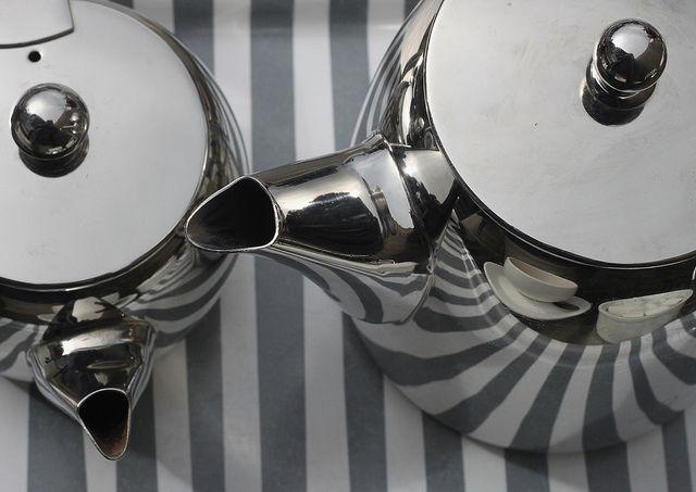 Teapots by umbrellahead56, via Flickr