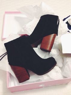love these booties.