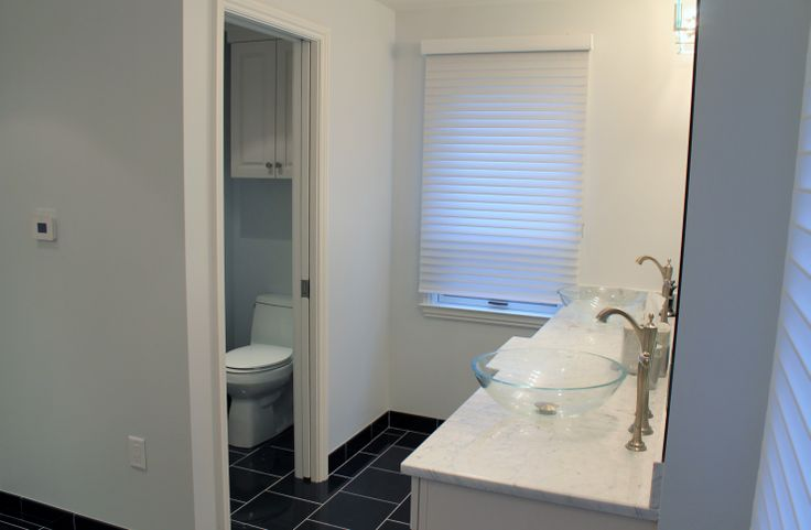 Master Bathroom by CWI Builders
