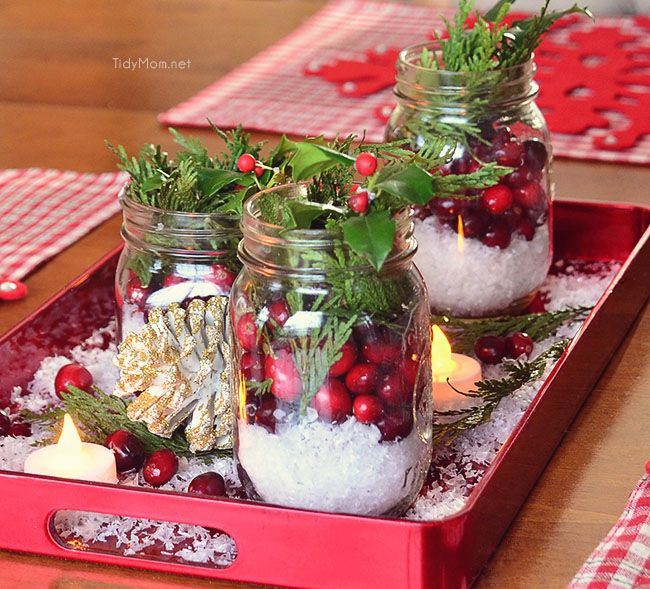 25 best ideas about cranberry centerpiece on pinterest for Artificial cranberries for decoration