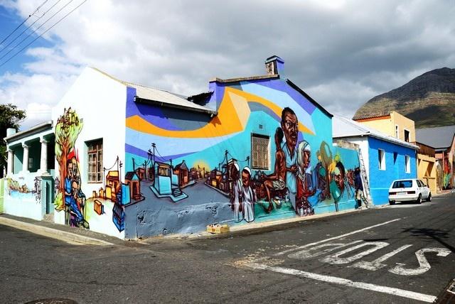 Wall Art by elicSer, Woodstock Cape Town