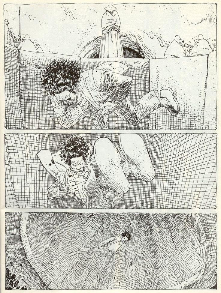 Resultados da Pesquisa de imagens do Google para https://neomitosofia.files.wordpress.com/2012/03/moebius-free-fall5.jpg