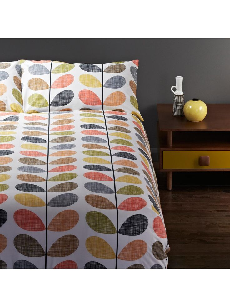 Buy your Orla Kiely Multi Stem Pillowcase Pair online now at House of Fraser. Why not Buy and Collect in-store?