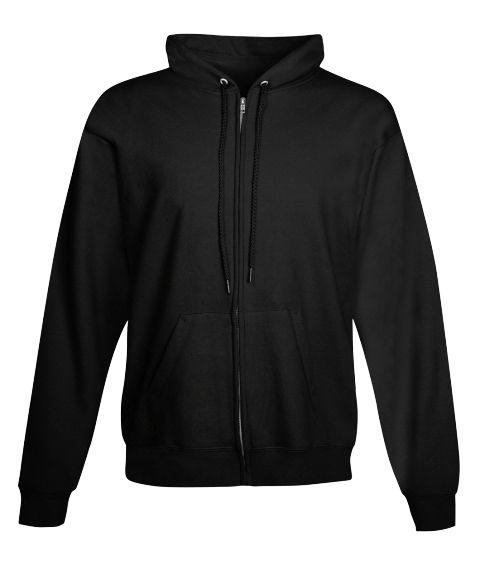 Lion Black Sweatshirt Front