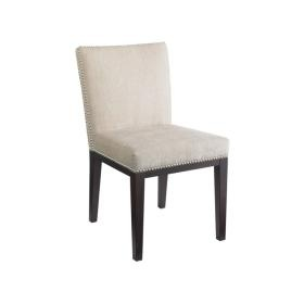 Linen Vintage Dining Chair Fabric