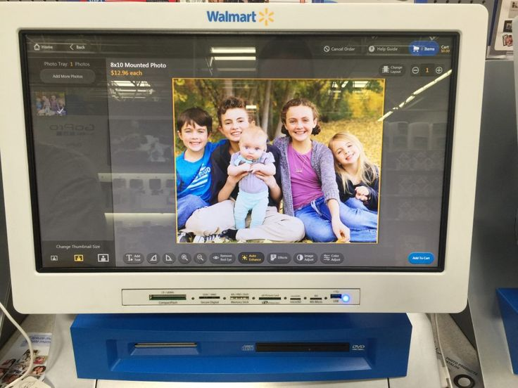 Holiday Photo Gift Ideas from Walmart Photo Center