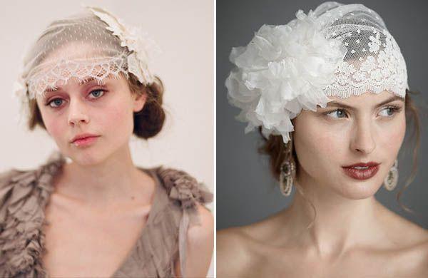 Alternative al velo da sposa