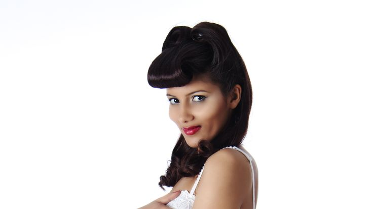 Sweet pin up