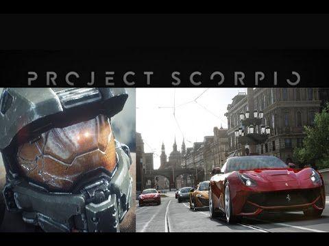 Xbox One Scorpio Needs Halo 6 & Forza 7 At Launch