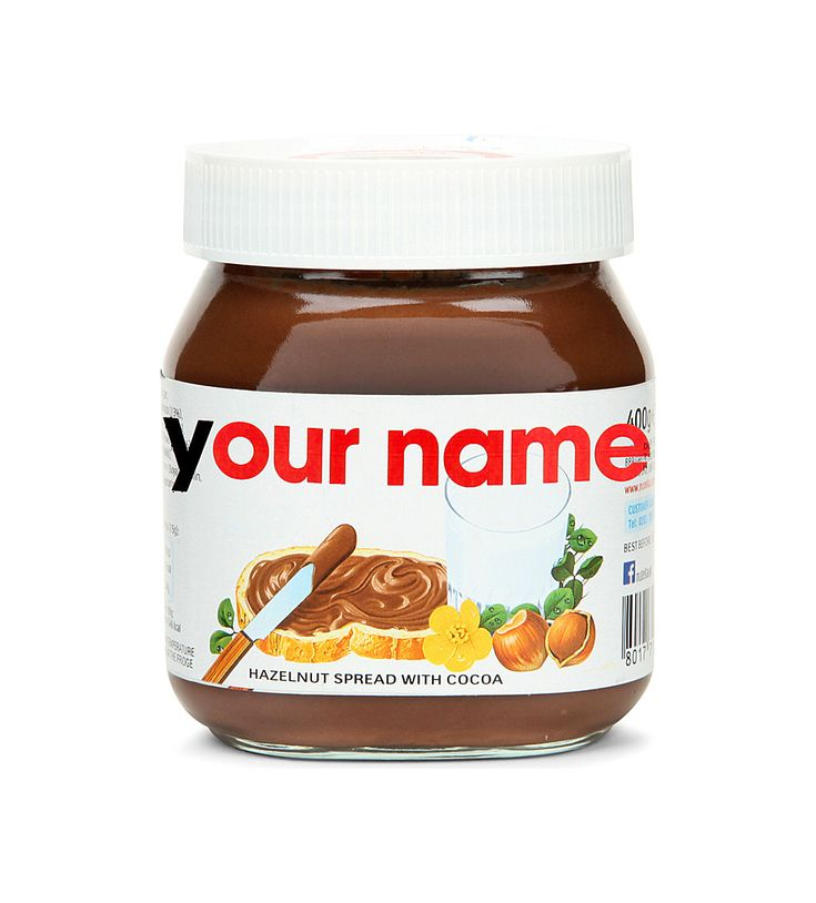 Nutella Refuses Personalized Jar for Little Girl Named Isis, and Her Mom is Furious.