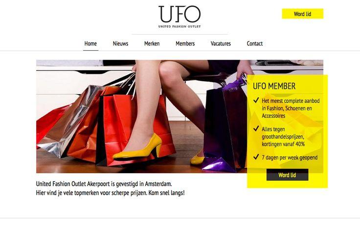 UFO Akerpoort - Website