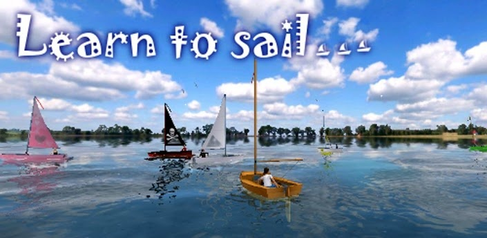 Top Sailor sailing simulator v5.8 - Take Top Sailor with you and learn basics of sailing!
