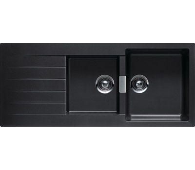 sink abey 1 3 4 bowl kitchen sinks kitchen products. Interior Design Ideas. Home Design Ideas