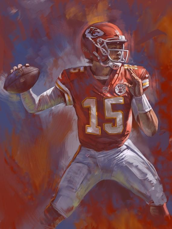Showtime Patrick Mahomes Kansas City Chiefs Etsy In 2020 Kansas City Chiefs Kansas City Chiefs Football Nfl Kansas City Chiefs