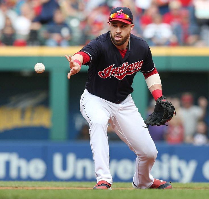 Cleveland Indians Jason Kipnis starts a 4-6-3 double play first inning, at Progressive Field in Cleveland, Ohio on September 17, 2016. Indians won 1-0 in the 10th (Chuck Crow/The Plain Dealer)