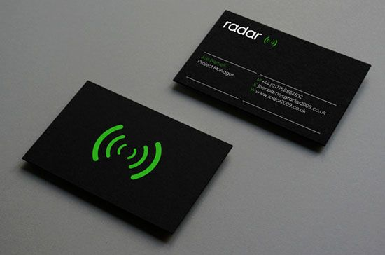 40 Creative and Minimalist Business Card Designs