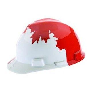 MSA Canadian Freedom Series Hard Hat