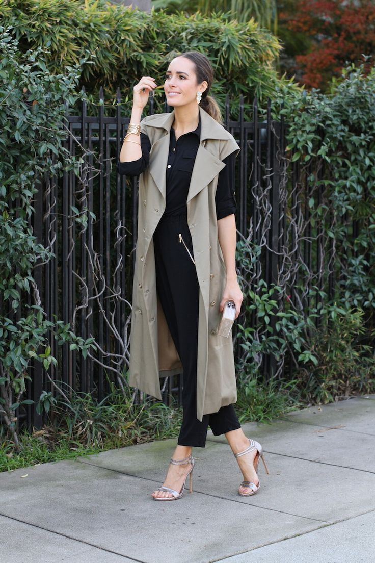 """Vest Trench 