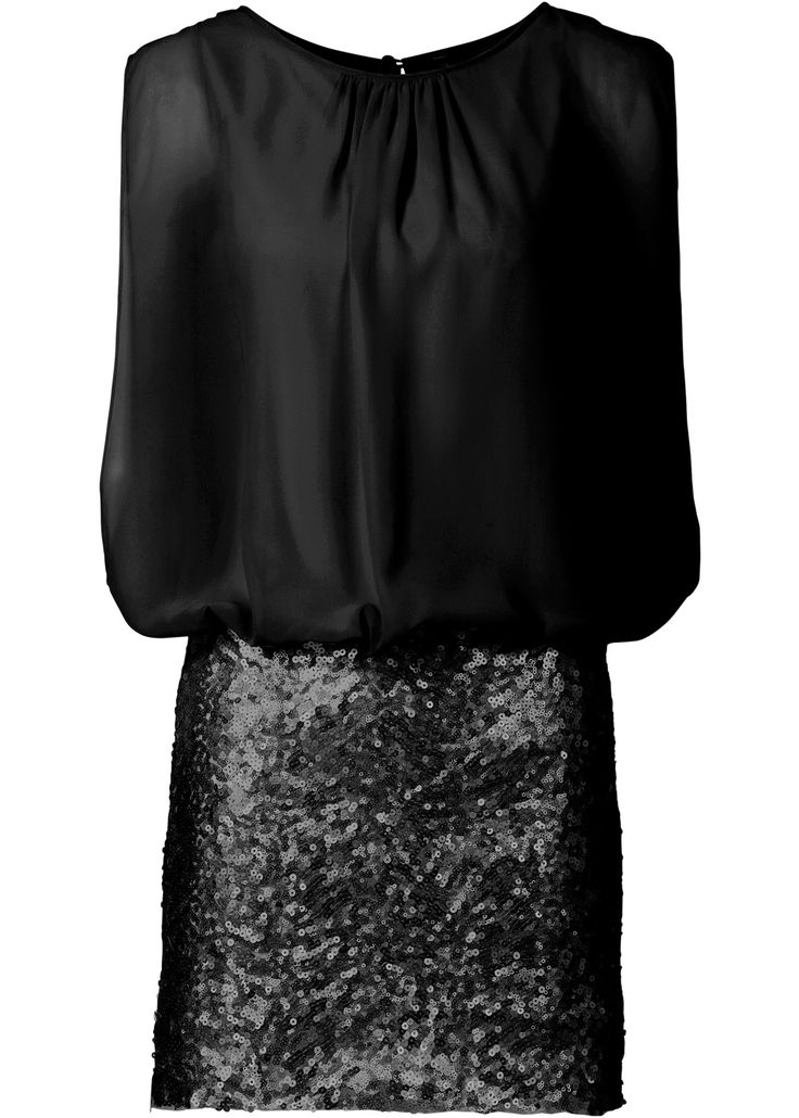 Elbise siyah - BODYFLIRT ?imdi bonprix.com.tr Online shop'ta ba?liyan 99,99 TL sipari? BODYFLIRT marka, stil sahibi elbise. Etek k?sm? payetlidir. ?çi ...