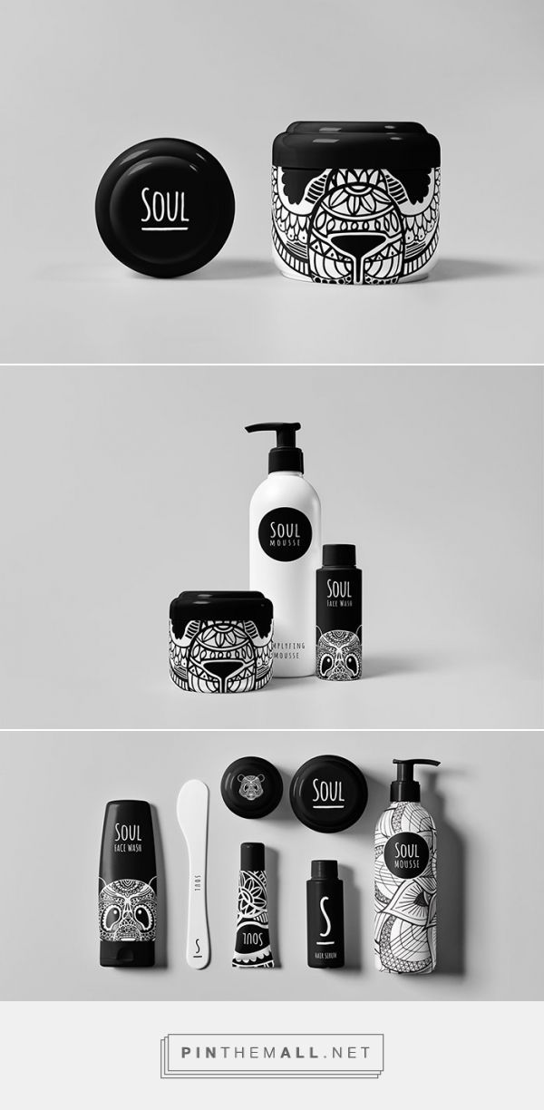 Soul Cosmetics - Designed by Tanya Baxter