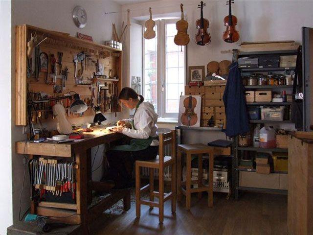 http://en.wikipedia.org/wiki/Luthier