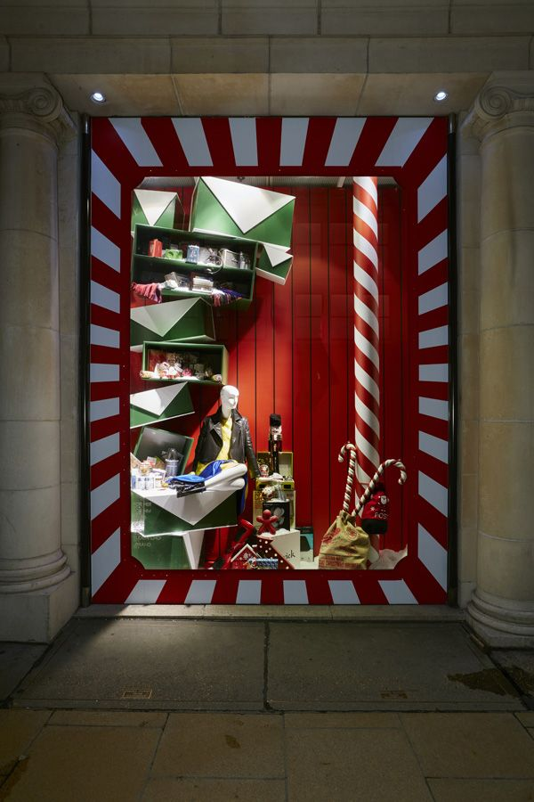 Fenwick of Bond Street - Countdown to Christmas - Retail Focus - Retail Interior Design and Visual Merchandising