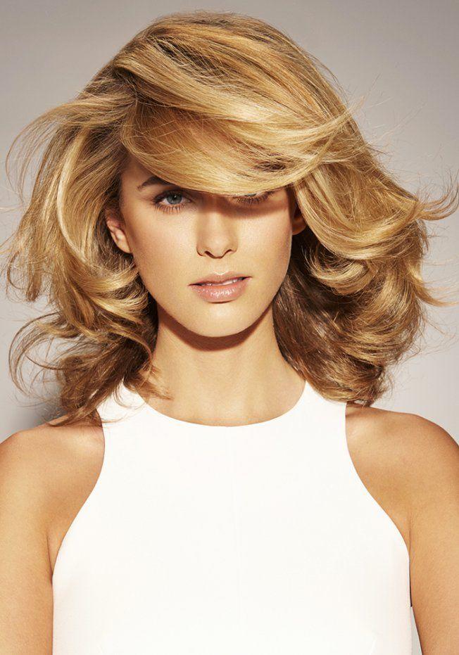Inspiration coiffure : les plus belles coupes de cheveux mi-longs (avec images)   Cheveux mi ...