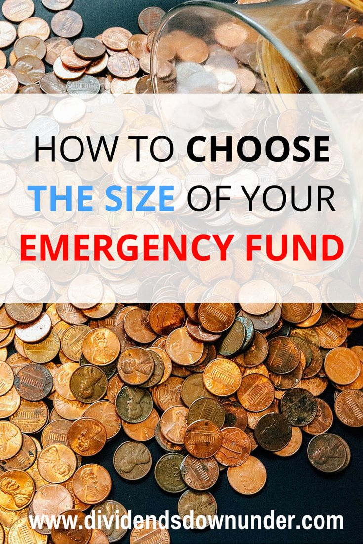 How big should your emergency fund be?  One of the hardest parts of having an emergency fund is training ourselves not to spend it, to see the money as untouchable unless it is a true emergency situation. It takes time to build the fund up again, so we have to make sure we are using the true definition of an emergency, rather than just unexpected expenses... Australian Personal Finance blog https://dividendsdownunder.com