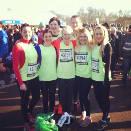 How I ran the Paris half-marathon in the middle of fashion week (not me, someone else but good reading!)